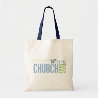 Mi pequeño bolso de la iglesia bolsa