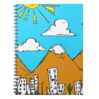 Mi pequeño cuaderno de la ciudad