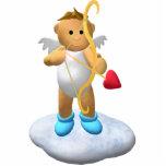 Mi pequeño Cupid del ángel Escultura Fotográfica