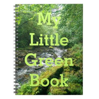 Mi pequeño Libro verde Notebook