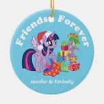 Mi pequeño potro, regalos de Navidad Adorno