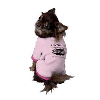 ¡Mi perrito Awesomeness! Camiseta De Mascota