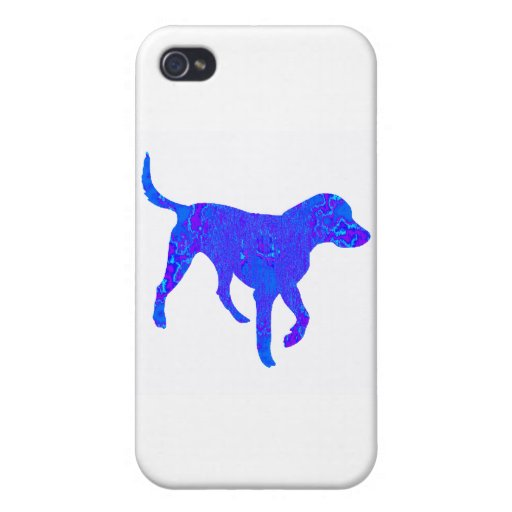 Mi perro de agua iPhone 4 carcasa