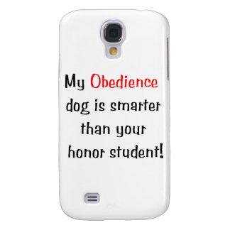 Mi perro de la obediencia es más elegante…