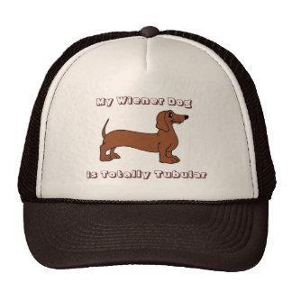 Mi perro de la salchicha de Frankfurt es gorra ret
