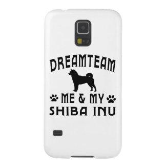Mi perro de Shiba Inus Carcasas De Galaxy S5