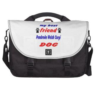 Mi perro del Corgi Galés del Pembroke del mejor Bolsas De Portatil