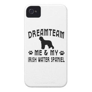 Mi perro del perro de aguas de agua irlandesa iPhone 4 Case-Mate funda