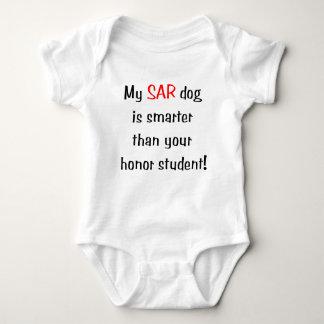 Mi perro del SAR es más elegante que su estudiante Playeras