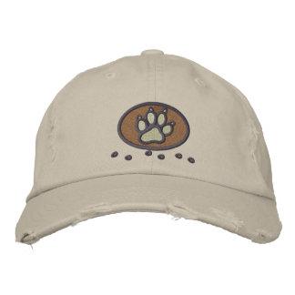 Mi perro oscila el bordado en el gorra gorras bordadas