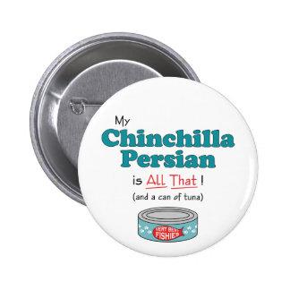 ¡Mi persa de la chinchilla es todo el eso! Gatito  Pins