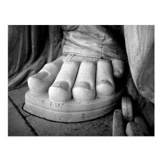 Mi pie izquierdo: 1984 postal