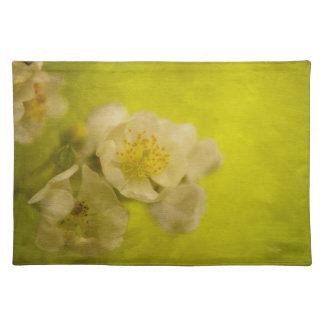 Mi Placemat color de rosa dulce salvaje de Lois Br Manteles Individuales