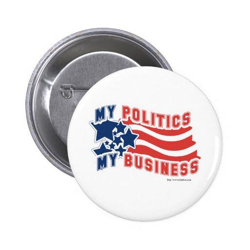 Mi política pin
