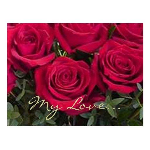 Mi postal del amor