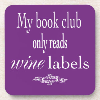 Mi práctico de costa del círculo de lectores posavasos de bebida