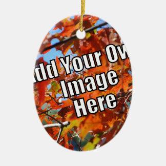 Mi presente personalizado popular del regalo de la ornamente de reyes
