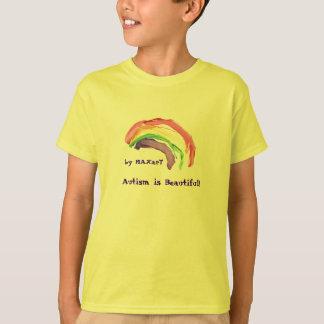 Mi primer arco iris por LLC 2010 de MAXarT Playera