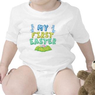 Mi primer bebé de Pascua Trajes De Bebé