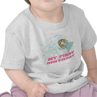 Mi primer cumpleaños - - camisetas