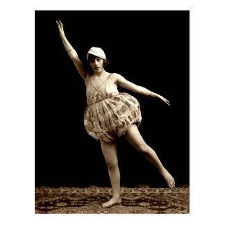 Mi primer decreto de la danza postal