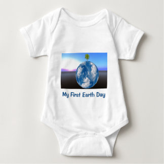 Mi primer Día de la Tierra Camisetas