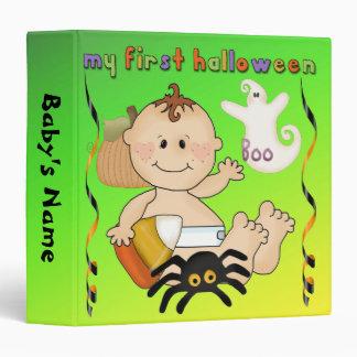 """Mi primer Halloween 1,5"""" carpeta"""