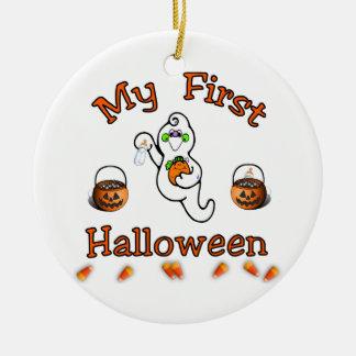 Mi primer Halloween Adornos