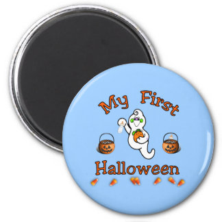 Mi primer Halloween Imán De Frigorífico