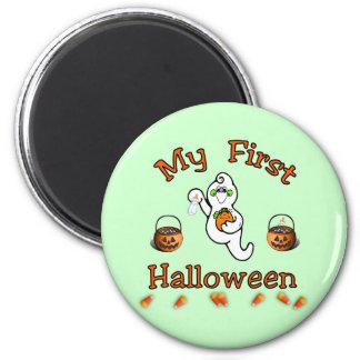 Mi primer Halloween Imanes De Nevera