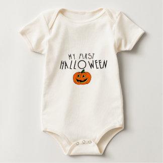 Mi primer Halloween Mameluco De Bebé