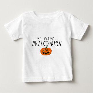Mi primer Halloween Playera De Bebé
