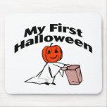 Mi primer Halloween (truco o invitación) Tapetes De Ratón
