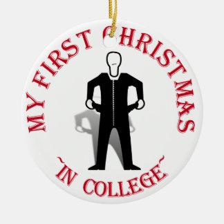 Mi primer navidad en universidad