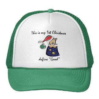 Mi primer navidad gorra