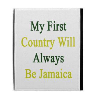 Mi primer país será siempre Jamaica