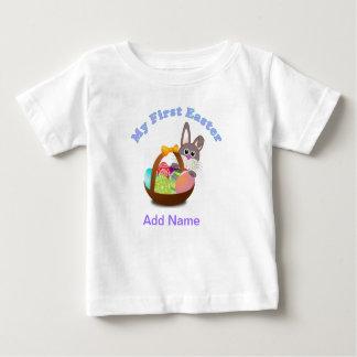 Mi primera camisa de Pascua para el regalo de