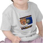 Mi primera camisa del oso de peluche de New Hampsh