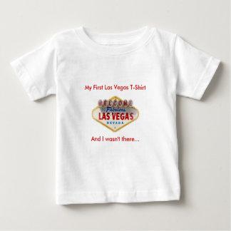 Mi primera camiseta de Las Vegas, y yo no éramos Playeras