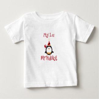 Mi primera camiseta del cumpleaños