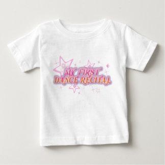 Mi primera camiseta del decreto de la danza