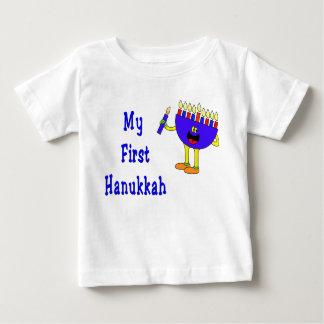 Mi primera camiseta del niño de Jánuca Playeras