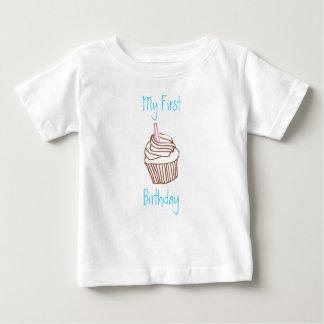 Mi primera camiseta del niño de la magdalena del playera