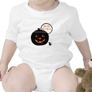 Mi primera enredadera de Halloween Traje De Bebé