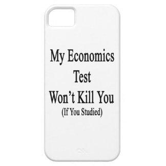 Mi prueba de la economía no le matará si usted iPhone 5 Case-Mate protector