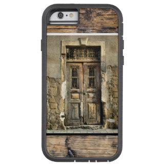 Mi puerta de madera vieja funda de iPhone 6 tough xtreme