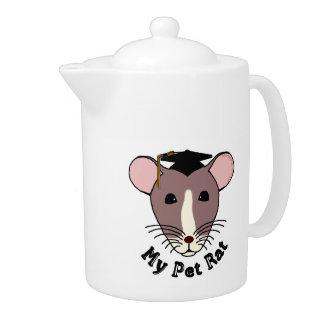 Mi rata del mascota (graduado)