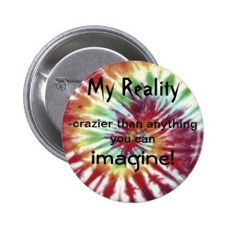 Mi realidad pin redondo 5 cm