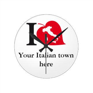 Mi reloj italiano de la ciudad