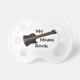 Mi roca de las mamáes chupete de bebé